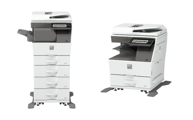 Sharp Canada Launches New Multifunction Printers Designed For The Modern Office